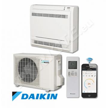ŠILUMOS SIURBLYS ORAS/ORAS - KONDICIONIERIUS DAIKIN GRINDINIS INVERTER SPLIT FVXS25F/RXL25M3 (2,5/4,5 kW)