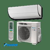 Oro kondicionieriai - Šilumos siurbliai oras-oras